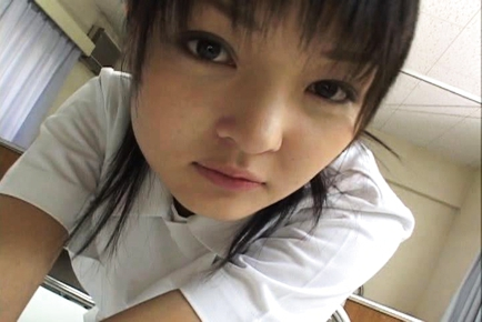 Miku Hoshino is an Amazing Asian nurse