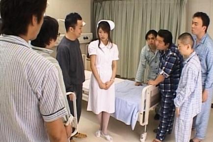 Emiri Aoi Hot Asian nurse