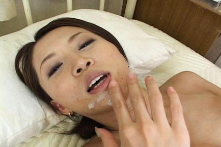 Yuki Touma Hot Japanese nurse likes sex