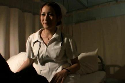 Reon Otowa Asian nurse is amazing