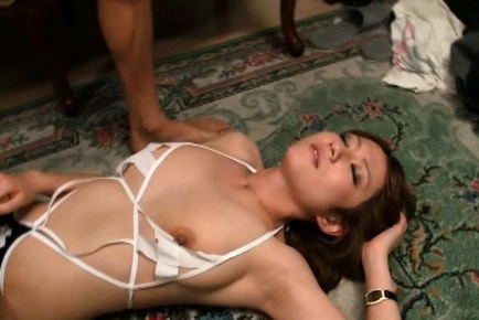 Reon Otowa Asian nurse is delicious