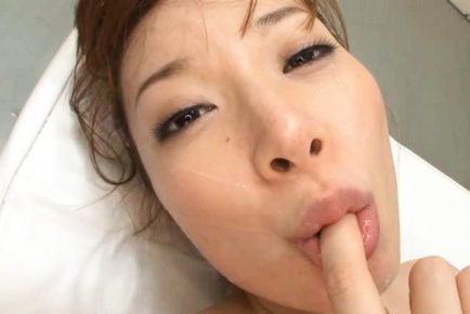 Miho Ashina sweet Asian nurse