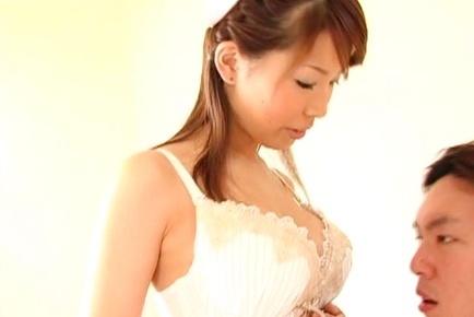 Shizuku Natsukawa Hot Asian nurse likes sex