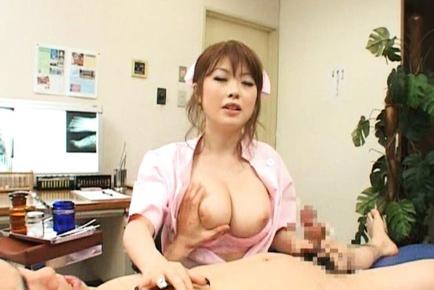 Rio Hamasaki Hot Asian nurse