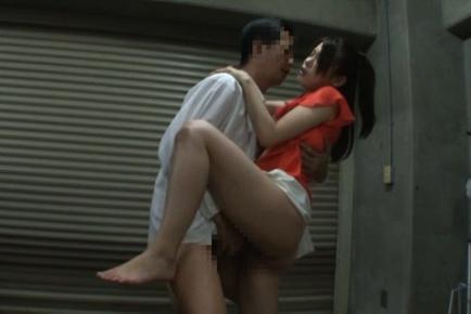 Horny Japanese AV model gets screwed by horny gynecologist