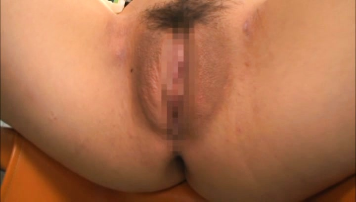 Charming Asian nurse in lingerie Eri Hosaka satisfies her patient
